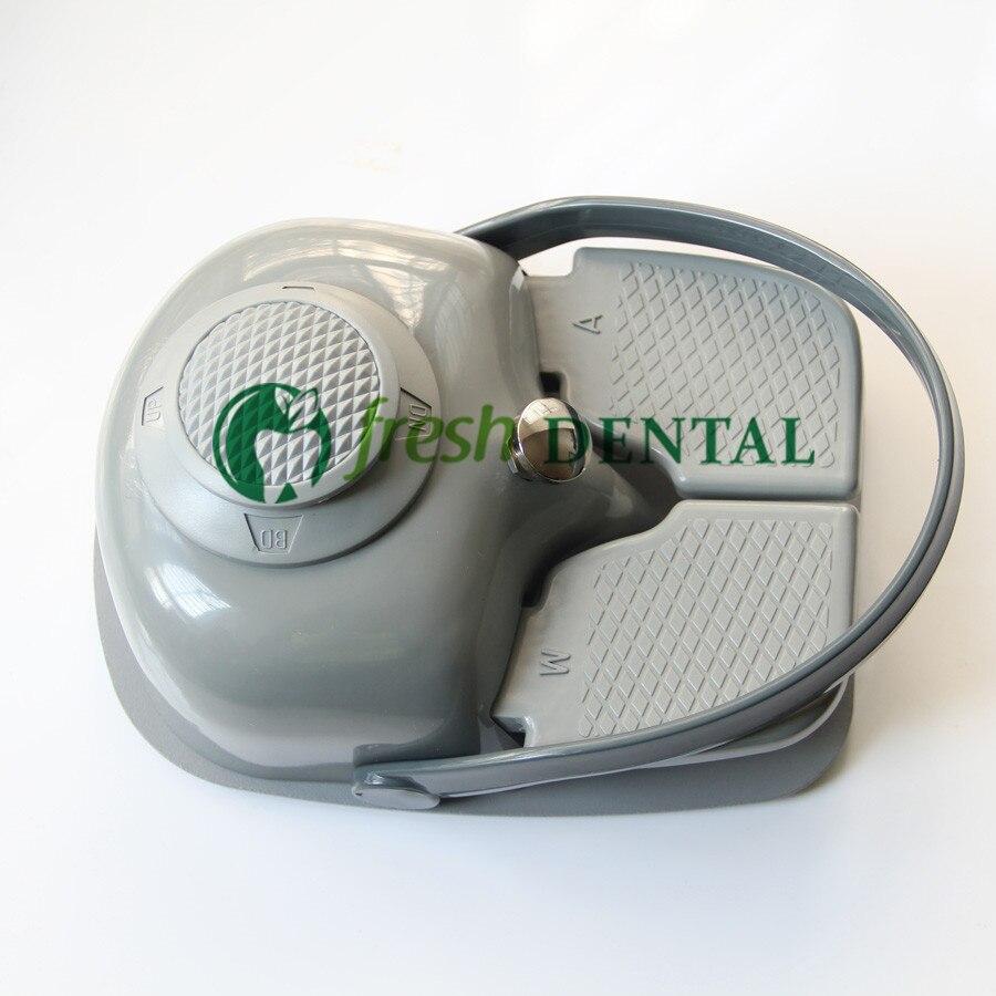 1X Dental sterowanie nożne kontroler pedał stomatologiczne wielofunkcyjny przełącznik nożny pedał stomatologiczne krzesło jednostka materiałów sprzęt SL1104 w Wybielanie zębów od Uroda i zdrowie na  Grupa 2