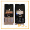 Brand New Full Complete Phone Housing Cover Case+ English Keypad For Nokia 6300+Tools Free Tracking No.