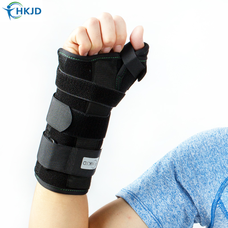 Medical Thumb Splint Thumb Guard Thumb Support Brace Protector For Damage Of Thumb Wrist Joint Sprain
