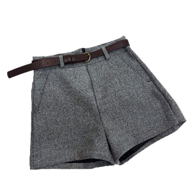 Formal Women's High waist shorts