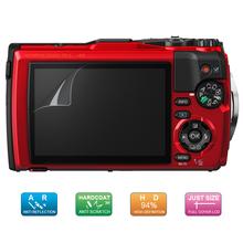 (6pcs 3pack) LCD Guard Film Screen Protector for Olympus TG-6 TG-5 TG-4 TG-3 TG-870 TG-860 TG-850 TG5 TG4 TG870 TG860 Tough cheap DEEREKIN For TG-5 Camera DKLCD-TG5