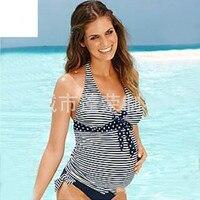c001cb8ba 2018 New Zebra Strip Bikini Sexy Pregnant Women S Swimsuit Women S Body  Plus Fat Swimsuit