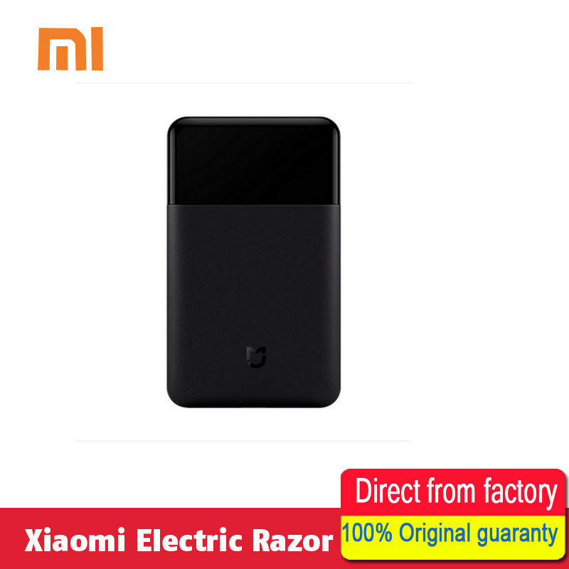 Xiaomi Mijia Portable Electric Razor USB Rechargeable 60HRC Japan Steel Mens Travel For xiaomi mi smart