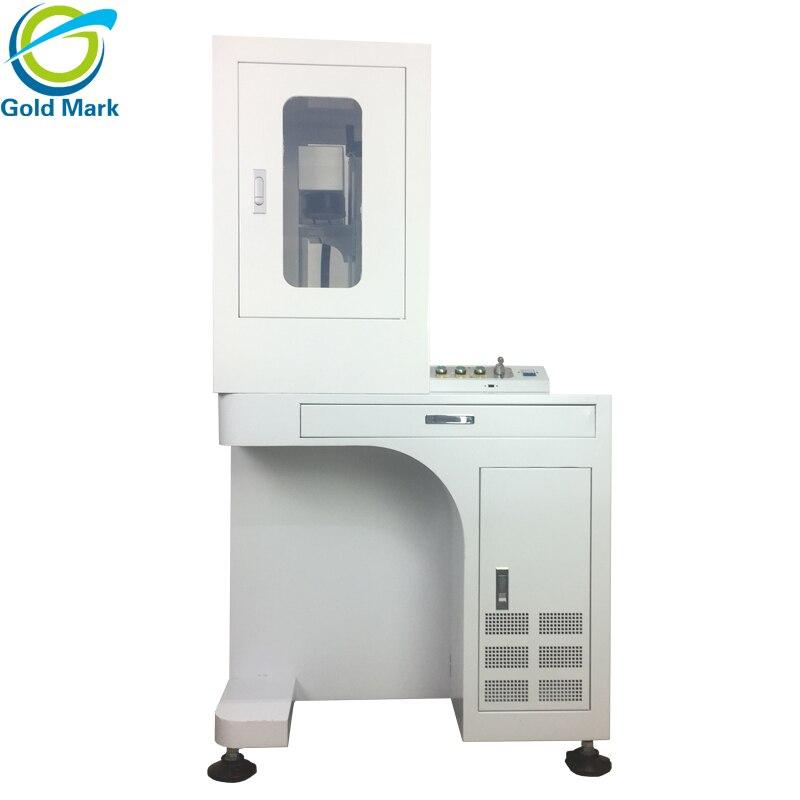 Hot Sale 20w 30w Fiber Laser Marking Machine Price / Laser Engraving , Micro Cutting , Laser Marking Machine
