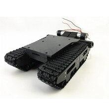 3D SN6100 impressão tanque de amortecimento suspensão chassis DIY para arduino robô