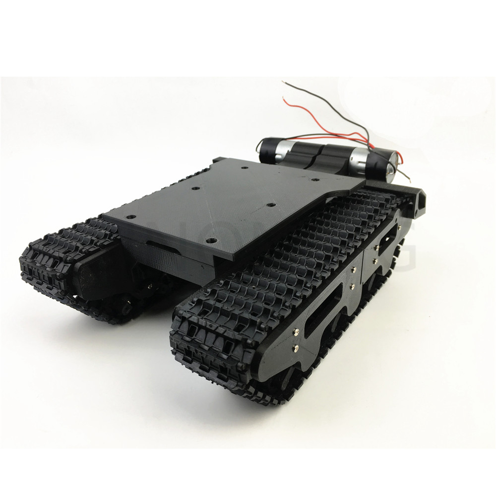 3D print damping tank chassis suspension DIY for robot arduino SN6100 футболка print bar robot skater