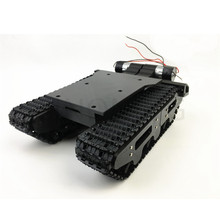 цена на 3D print damping tank chassis suspension DIY for robot arduino SN6100