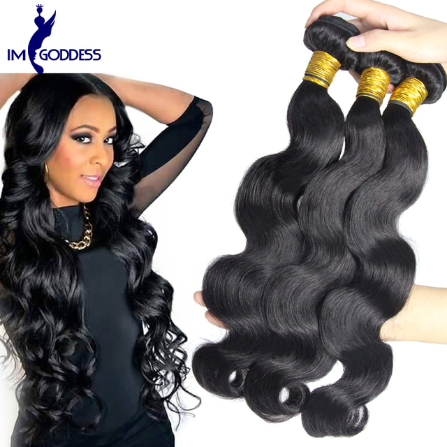 6A Malaysian Virgin Hair Weave 3 Bundles Malaysian Body Wave 100% Human Hair Weaving Top Hair Extension