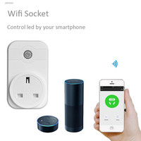 Plugs Adaptors WIFI Smart APP Remote Control Timer Socket EU US UK Plug Home Automation DEYIOU