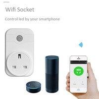 Plugs Adaptors WIFI Smart APP Remote Control Timer Socket EU US UK Plug Home Automation DEYIOU