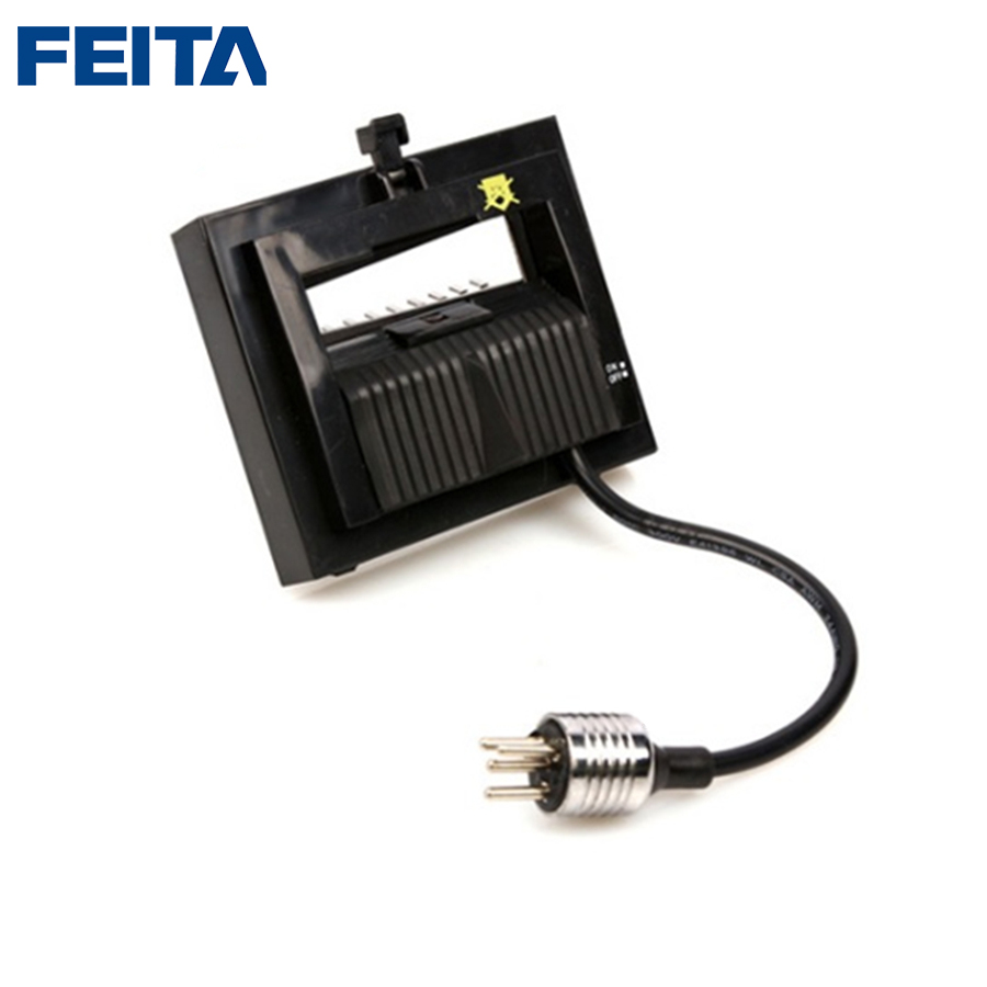 FEITA Three Flat Pins Feeder Blade Spare Parts for M-1000 Tape Dispenser Blade Unit of Automatic Tape Dispensers yamaha pneumatic cl 16mm feeder kw1 m3200 10x feeder for smt chip mounter pick and place machine spare parts