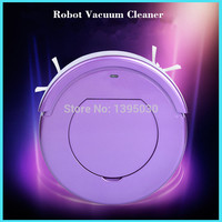 Free Shipping By DHL 1PC KRV205 Ultra Thin Intelligent Robot Household Automatic Efficient Vacuum Cleaner
