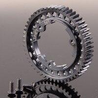 TXM054T 1/5 Hot Racing Steel 54T 1 Mod Hardened Steel Spur Gear for 1:5 Traxxas X Maxx XO 1