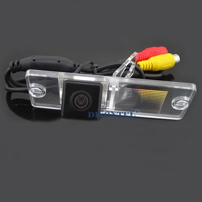 Проволочная Беспроводная Автомобильная камера заднего вида для парковки широкий anlge для sony ccd Mitsubishi Pajero ZINGER/V3/V93/V6/V8/97 - Название цвета: wire for sony ccd