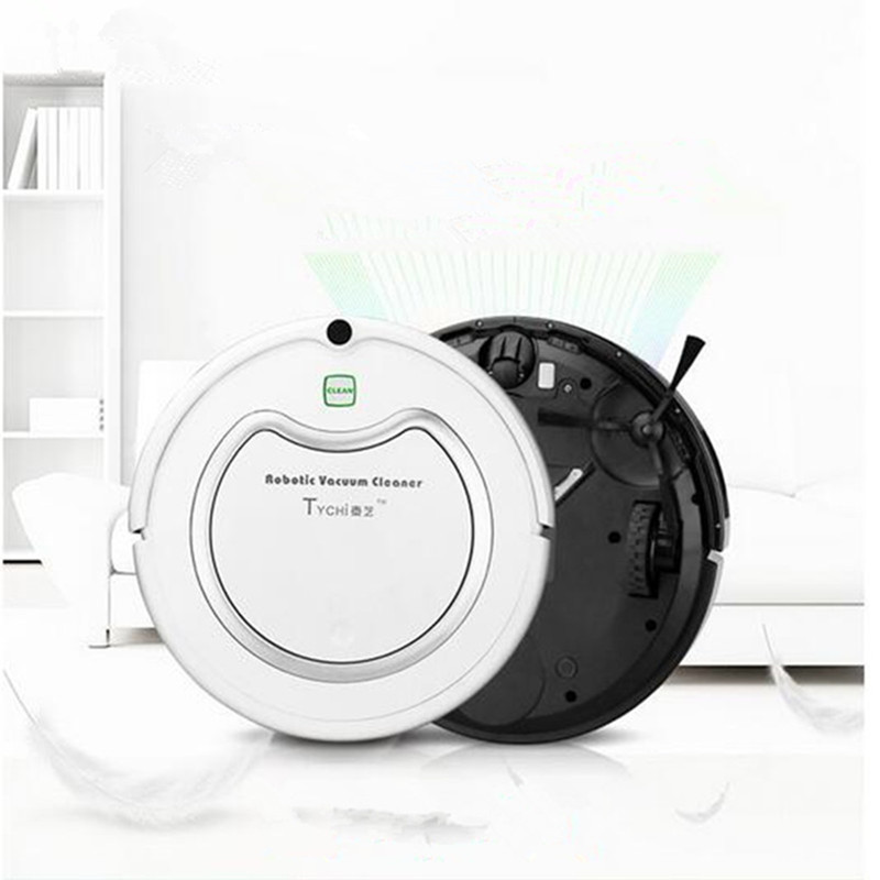 Robotic Vacuum Cleaner Sweeping Machine vaccum home floor cleaner Wet and Dry Clean,Self Charge
