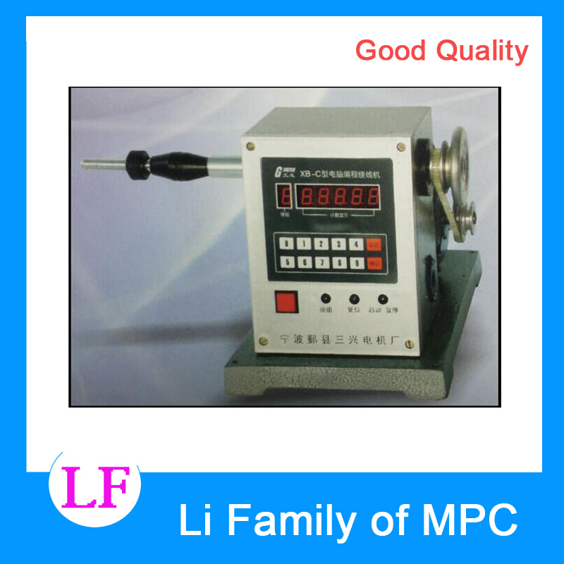 High quality New Manual electric winder Coil Winding Machine Winder XB-CHigh quality New Manual electric winder Coil Winding Machine Winder XB-C
