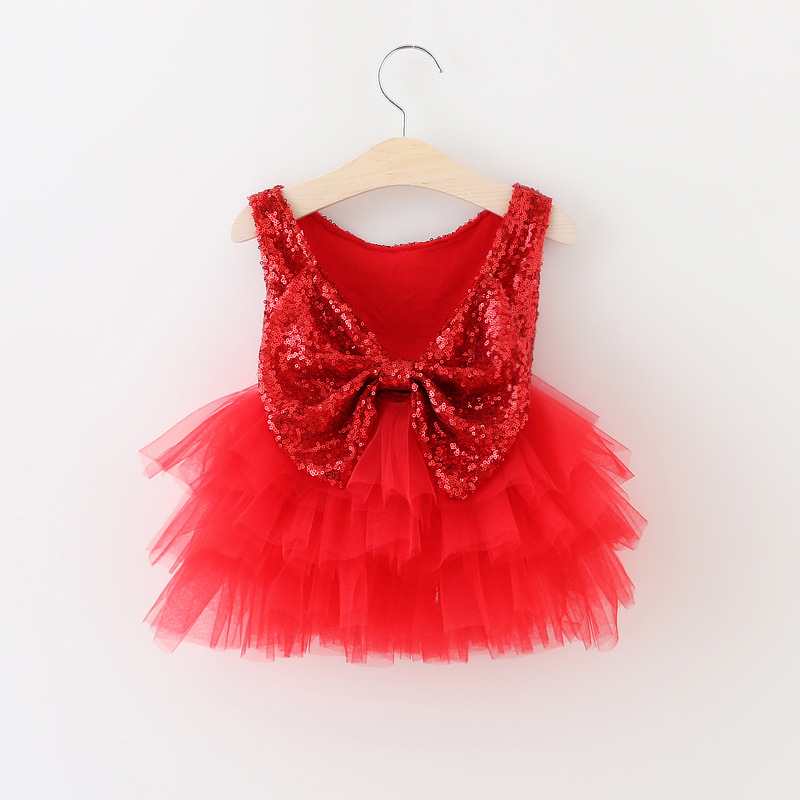Christmas Dress With Bling