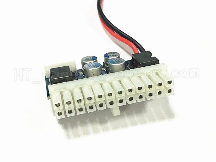 DC 12V 250W 24Pin Pico ATX Switch PSU Car Auto Mini ITX DC TO DC Power Supp X1N3