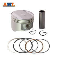 100 Cylinder Bore Size 74mm Motorcycle Piston Piston Ring Kit For Yamaha TTR250 TT250R TTR