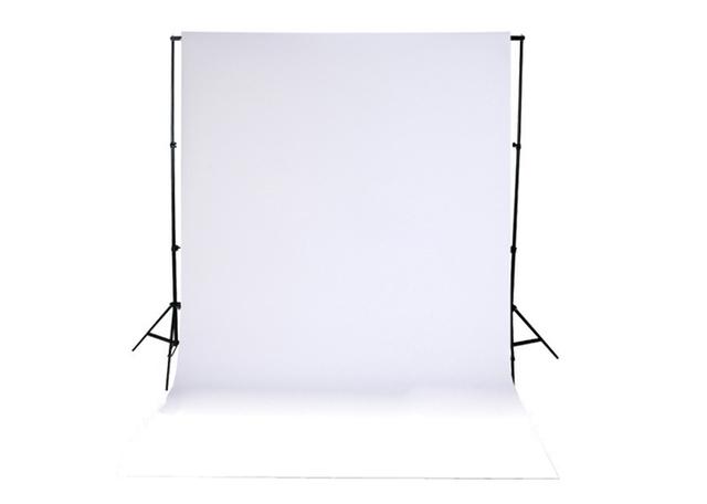 Ventas al por mayor! 1.5x3 m Blanco No tejido Fotografia, Fondo Cloth 5x10ft para fotografía de estudio
