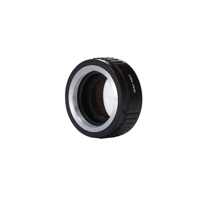 Selens m42-nex lente adaptador reforço velocidade redutor focal