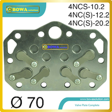 M4 dia.70mm компрессор, клапан, пластина полный подходит для bitzer 4NCS-Bitzer 12.2 и 4NCS-20.2