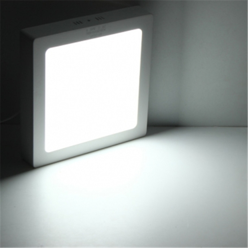 Surface Ceiling Light 9W 15W 25W LED Panel Light Down Light with driver 85-265V Warm White/White/Cold White LED Indoor Light