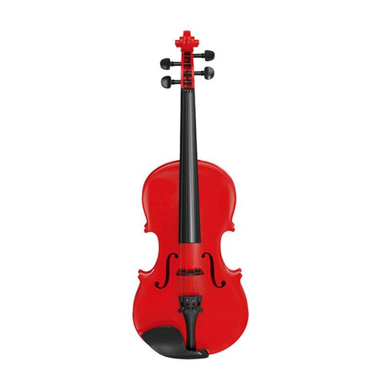 Instrument d'éducation de la petite enfance violon Simulation réaliste Instrument de musique enfants jouets éducatifs