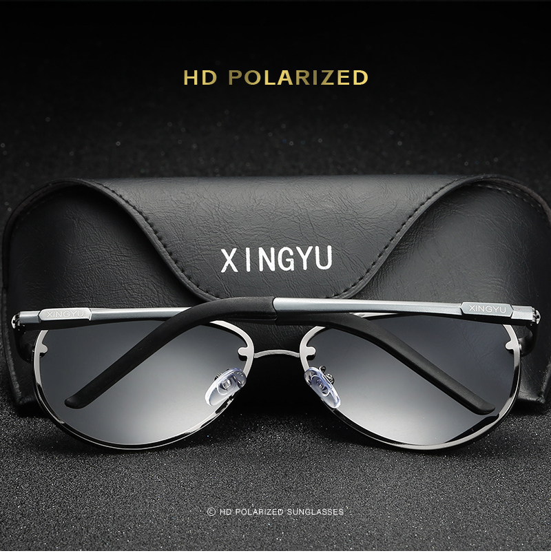 252a3ec0553d XINGYU 2018 Aviador Sunglasses Men Brand Design Pilot Sunglasses Women  Glass Lens Driving Sunglasses Oval Mirror Goggles UV400USD 8.31/piece