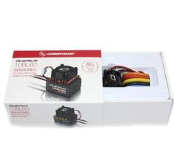 Originale Hobbwing QUICRUN 10BL120 Sensored 120A/10BL60 Sensored Brushless ESC Regolatore di Velocità Per 1/10 1/12 RC Auto Mini