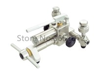 HS705 Hydraulic Pressure Comparison Pump Pressure Range 0~10000 psi Comparator Pump