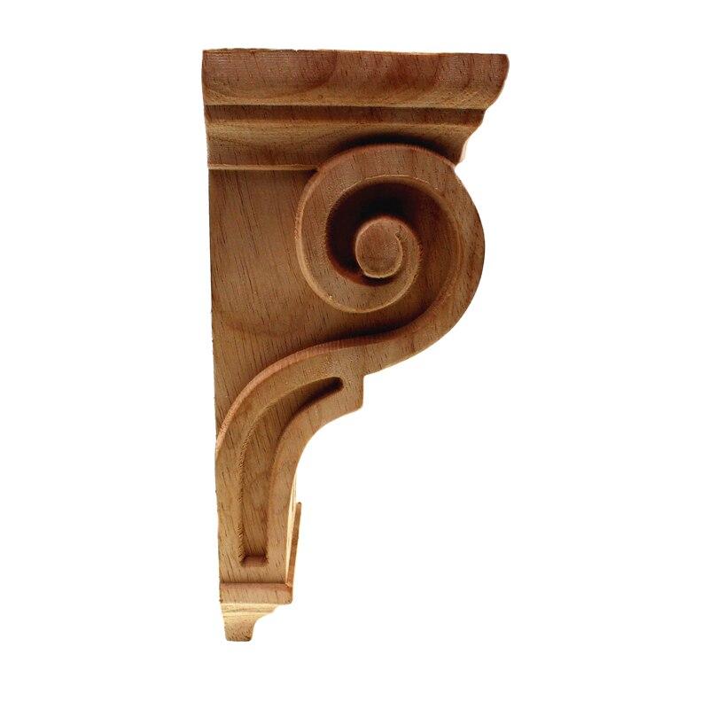 VZLX bricolage artisanat bois matériel artisanat feuille de bois accessoires de Mariage rustique maison Mariage Mariage Vintage meubles jambes - 5