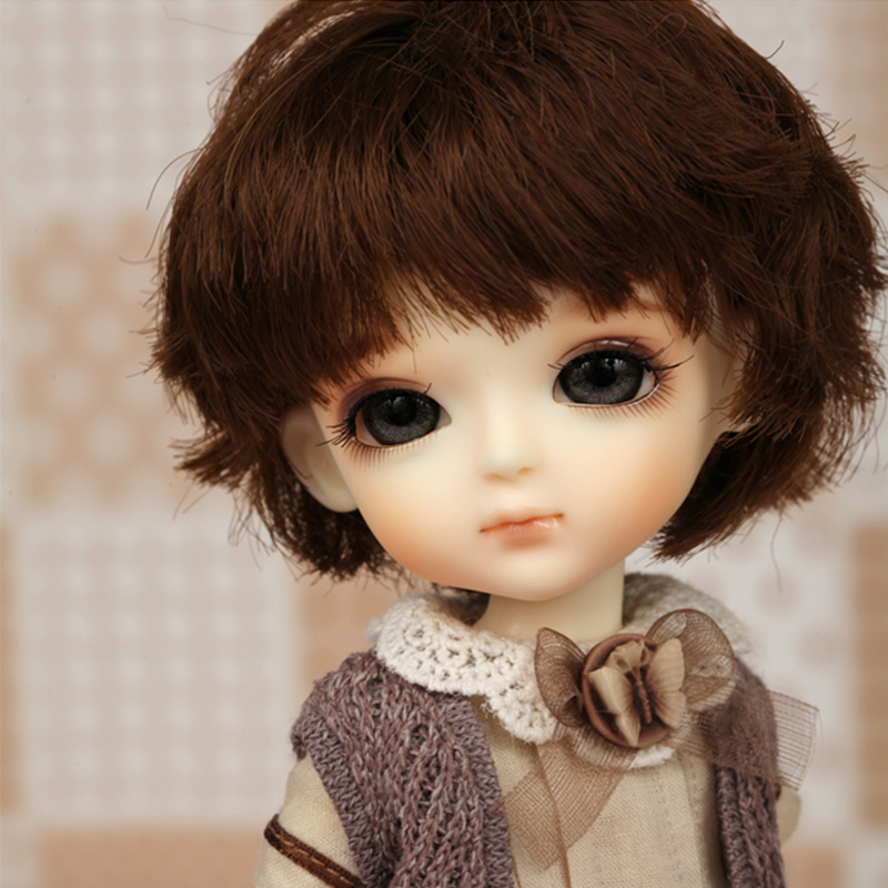 1/8 BJD Doll BJD/SD Fashion Cute Doll Rukis For Baby Girls Gift Free Shipping