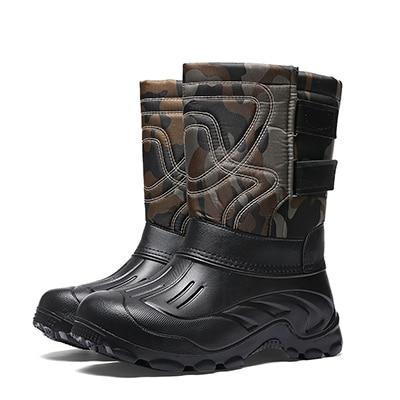 2 Mens slip on winter boots 5c64f1c2660b6