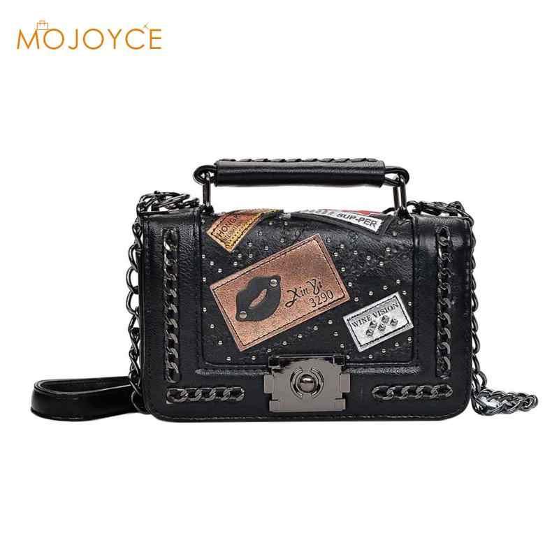 72fb7a9ce6e8 2018 женская сумка-мессенджер с цепочками, Новая Винтажная сумка, женская  сумка известного бренда