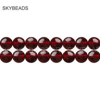 Natural Dark Red Amber Gemstone Small Size Round 4mm 5mm Beads for Yoga Mala Buddhism Jewelry Making Rare Gemstone Beads Online