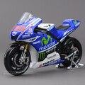 Maisto 1:10 2014 & 2013 Yamaha YZR-M1 Мотоцикл имитационная модель сплава Moto GP гонки № 99 детские игрушки Коллекция бесплатная доставка доставка
