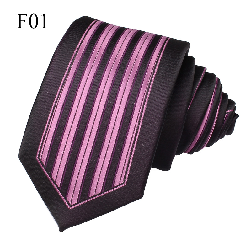 New Jacquard Woven Neck Tie For Males Traditional Examine Ties Trend Polyester Mens Necktie For Wedding ceremony Enterprise Swimsuit Plaid Tie HTB1verOn7SWBuNjSszdq6zeSpXaa
