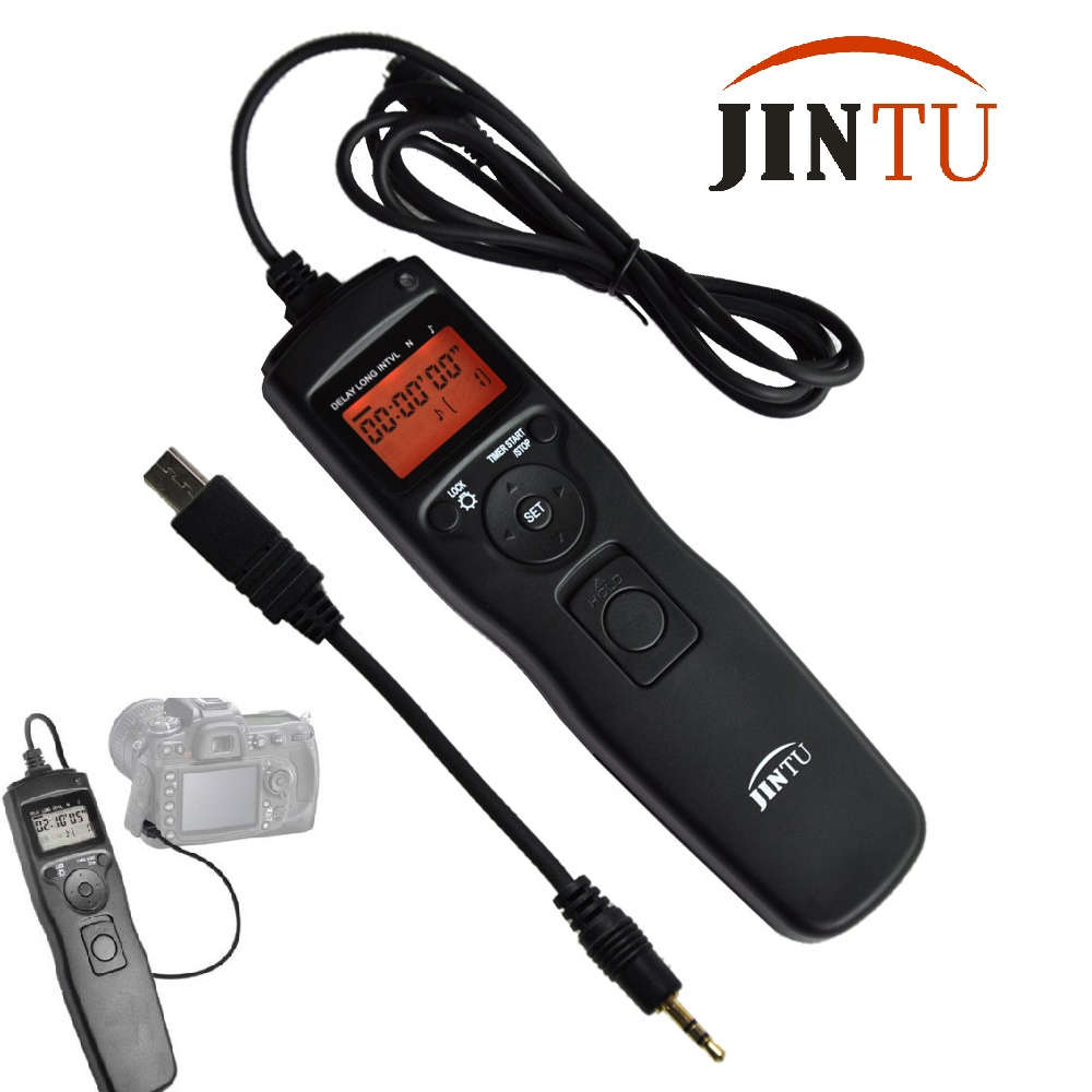 2.4Ghz Shutter Release Timer Remote S2 for Sony DSLR A58 A7 A7R A6300 A6500 HX60