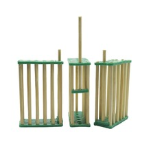 Beekeeping-Tools Caged Beehive Bamboo Queen King 5pcs Prisoners Multifunction