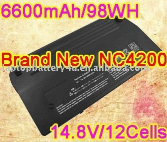 Replacement laptop battery for HP Compaq Business Notebook 6910p, 8510p,8710p series
