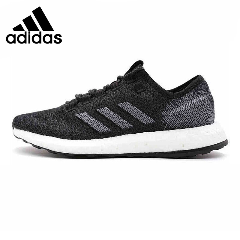 Original New Arrival 2019 Adidas Pure Men's Running Shoes Sneakers