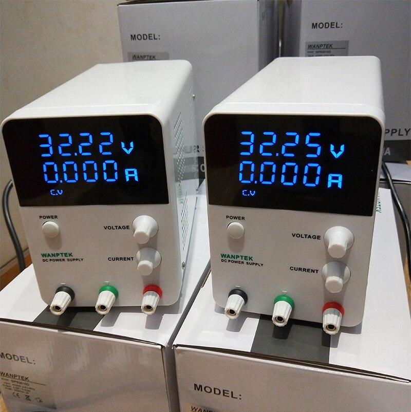 0-В 30 в 0-10A Высокоточный Регулируемый источник питания, 0-30 В в 0-5A цифровой источник питания, 0-В 60 в 0-5A источник питания постоянного тока для ст...