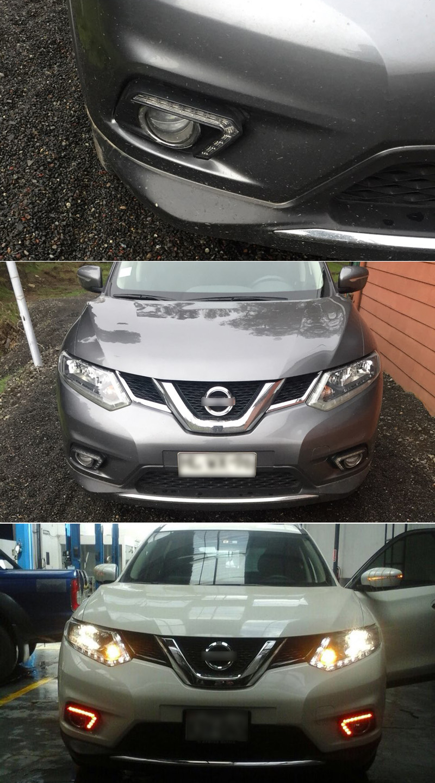 Nissan X-Trail 2014 -2