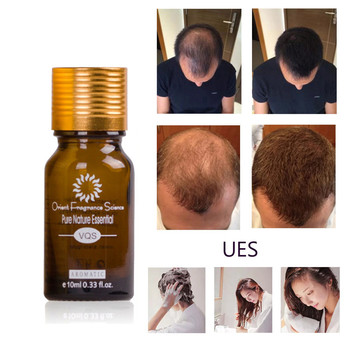 Hair Growth Oil 10ML Most Effective Asia's No.1 Hair Growth Serum Oil 100% Natural Extract Beauty Hair Care Hair Loss Products Health & Beauty