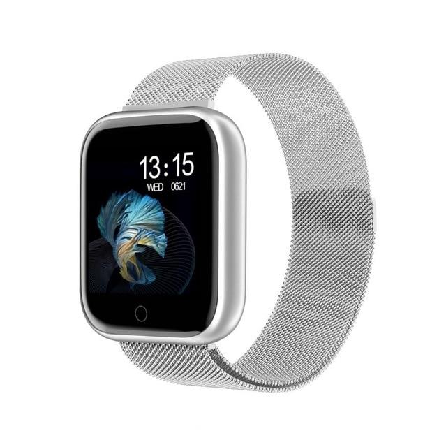 Women Smart Watch P70 P68 Plus Bluetooth Waterproof Men Smartwatch For Apple IPhone Xiaomi Heart Rate Monitor Fitness Tracker 5