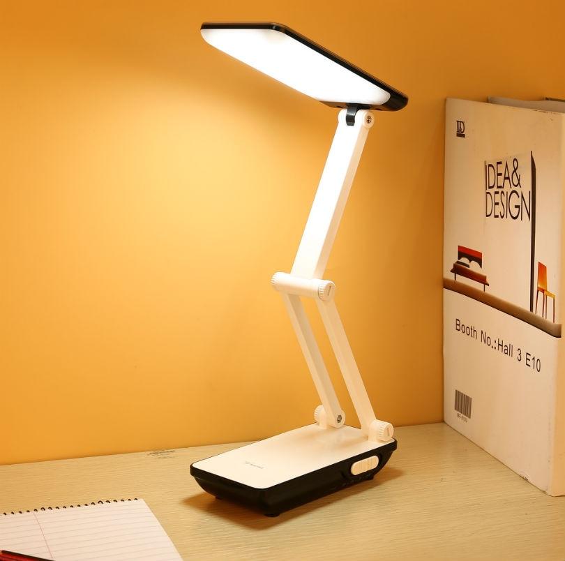 YAGE Schreibtisch Lampe Tisch Lampe 32 stücke LED Schreibtisch Lampe Faltbare 3-Schicht Körper 800 mah Batterie Bunte Nacht licht Lampe Nacht Licht Wolke