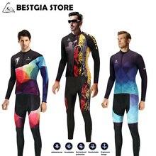 Здесь можно купить  Team Pro Cycling Jersey Winter Long Sleeve Thermal Fleece Road Bicycle Jerseys MTB Ropa Ciclismo Maillot Invierno Bike Clothing  Cycling
