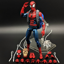 Marvel Hero Gwen Stacy Spider-man Far From Home Homecoming Action Figures Spiderman Venom Spider Man Figurine Pvc Toy Model spider gwen spider girl figure spider man iron man civil war 16cm pvc action figures doll toys
