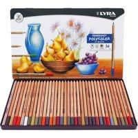 LYRA 36/72 Màu Rembrandt Polycolor Bộ Bút Chì Màu Vẽ Bút Chì Bút Chì Màu Lapices De Colores Bút Chì Màu Nghệ Thuật Tiếp Liệu
